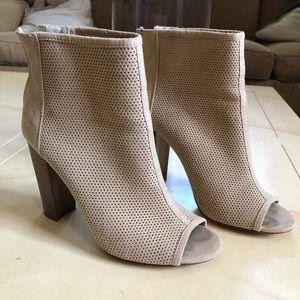JustFab booties/ heels